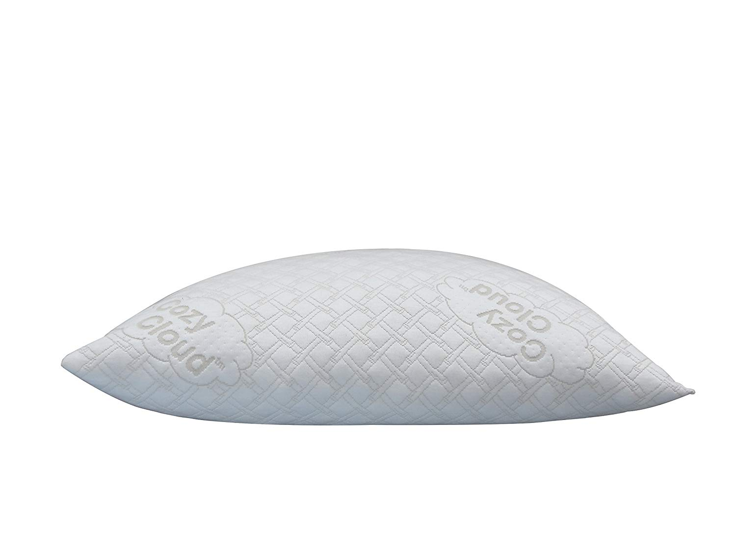 CozyCloud Bamboo Shredded Memory Foam Pillow (Queen) Review