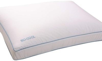Sleep Better Iso-Cool Memory Foam Pillow Review