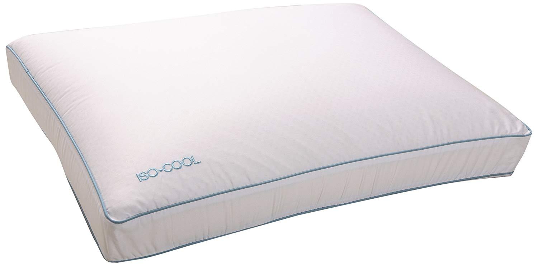Sleep Better Iso-Cool Memory Foam Pillow Review
