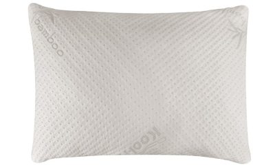 Snuggle-Pedic Bamboo Combination Memory Foam Pillow Reviews