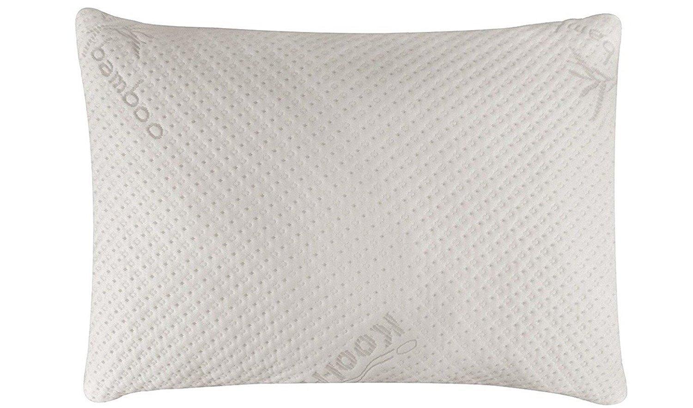 Snuggle-Pedic Bamboo Combination Memory Foam Pillow Reviews