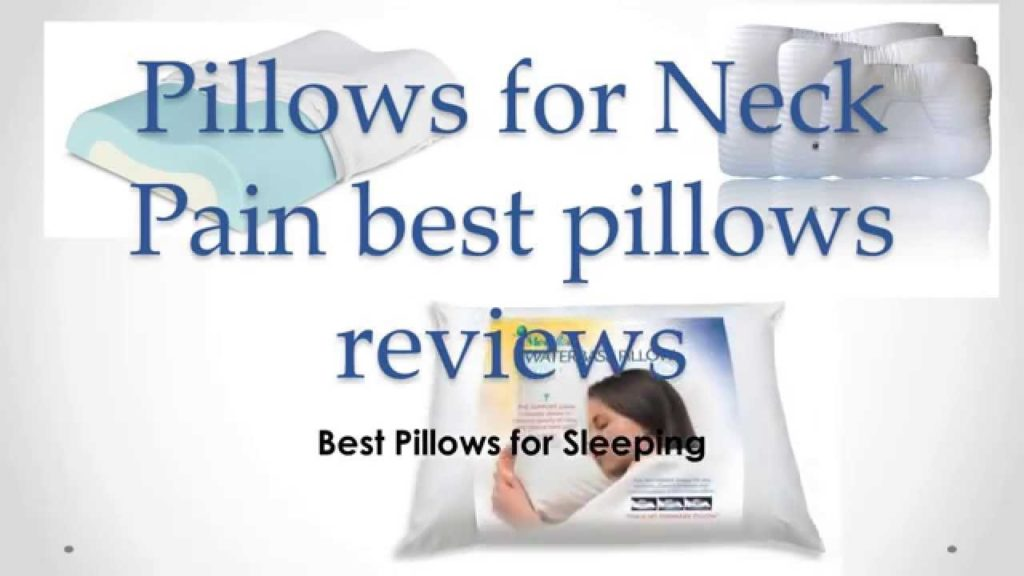 best pillow for neckpain review