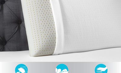 Beautyrest Latex Foam Pillow (Standard) Review