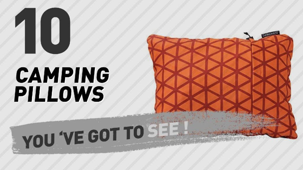 Best Camping Pillows 2