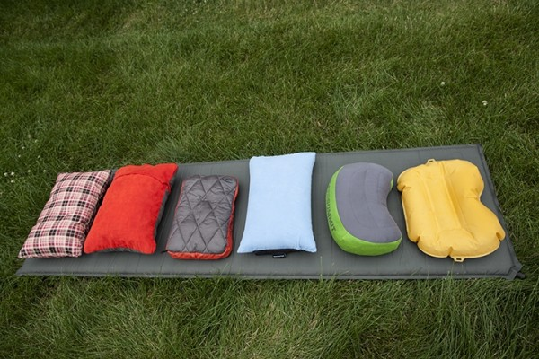 How to Choose the Best Camping Pillow