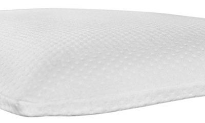 Slim Sleeper Memory Foam Best Thin Pillow Review
