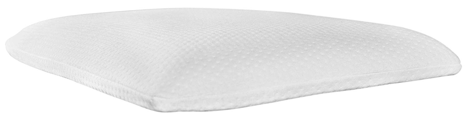 Slim Sleeper Memory Foam | Best Thin Pillow Review