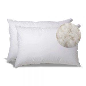 eLuxurySupply Extra Soft Down Filled Pillow