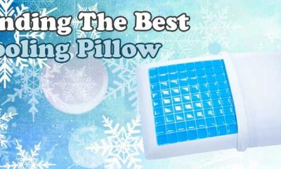 Best Cooling Pillows For People Who Run Hot