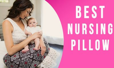 Best Nursing Pillows for Nursing Moms 04/2021