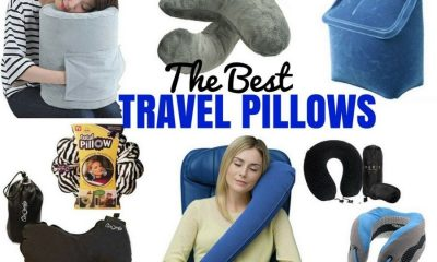 Best Travel Neck Pillow For Airplanes Review 04/2021