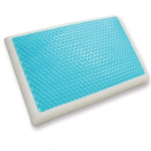 Classic Brands Reversible Cool Gel and Memory Foam