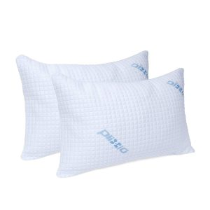 Deluxe Cooling Shredded Memory Foam Pillow