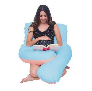 Meiz U Shaped Body Pregnancy Maternity Pillow