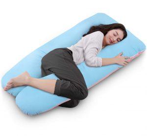 QUEEN ROSE 55-inch Pregnancy Body Pillow