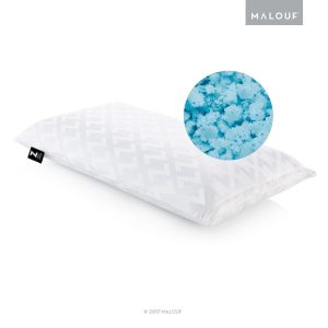 Z Shredded Gel Infused Memory Foam Pillow