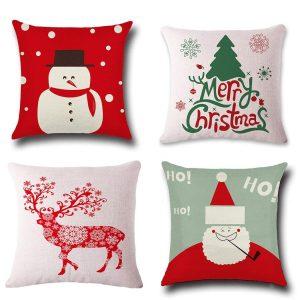 BPFY Christmas pillow