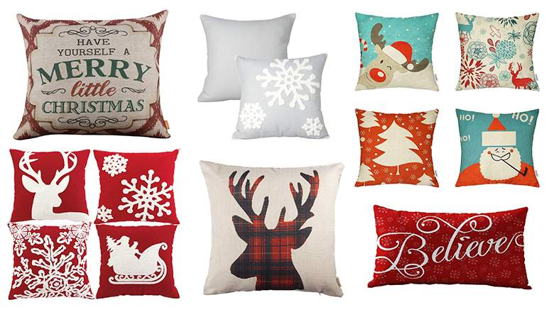 best-christmas-throw-pillows