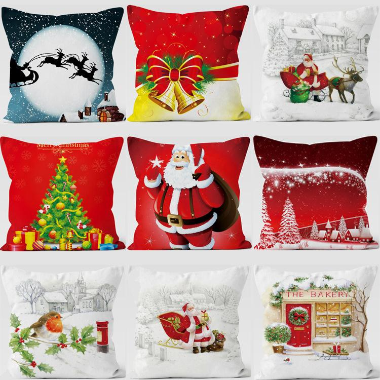 buying your Christmas pillows