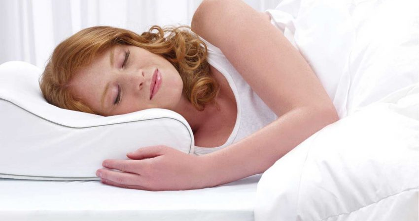 Best Contour Pillow For Neck Pain And Side Sleepers