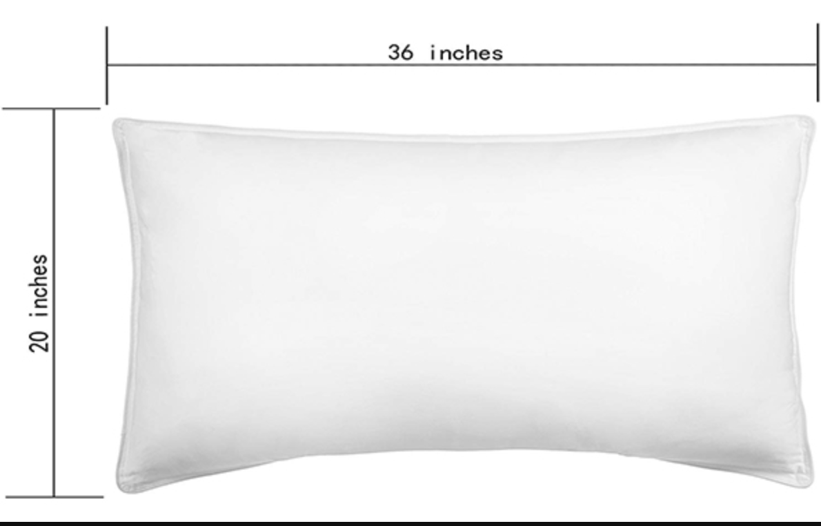 What is king size pillow ?
