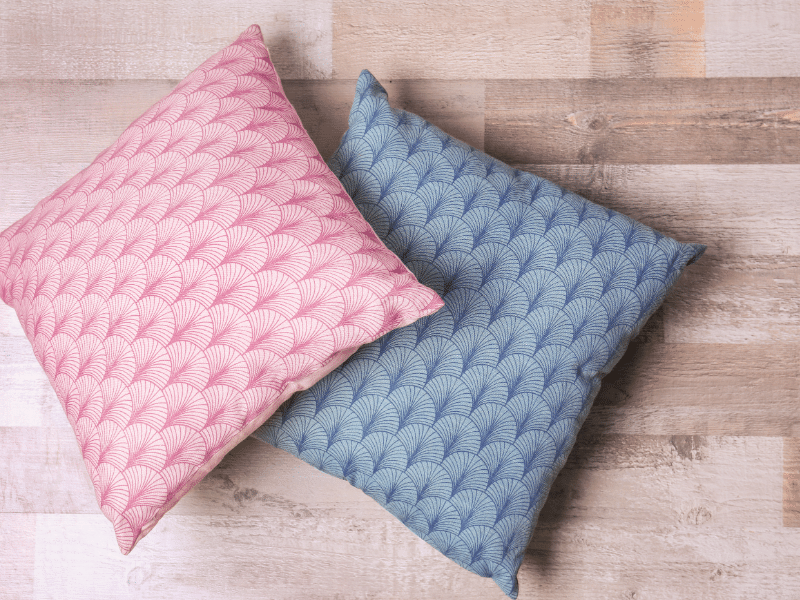 How to Hand Wash Throw Pillows