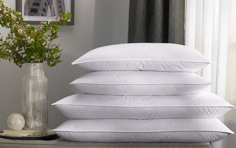 How to Dry Feather Pillows Without a Dryer.