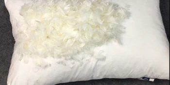 How to Wash Feather Pillows 10/2021