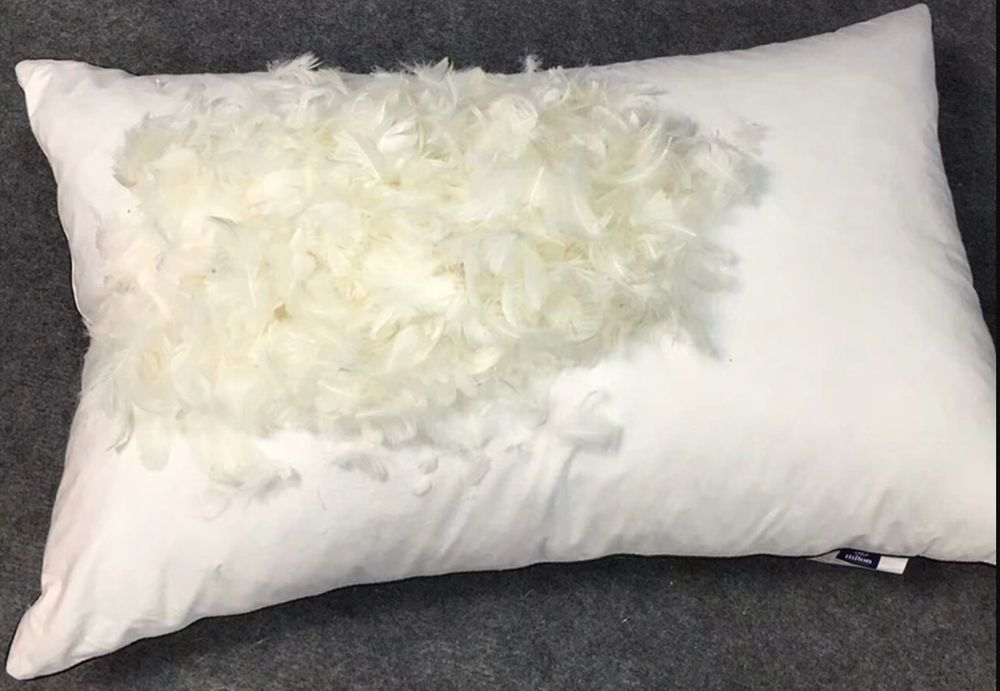 How to Wash Feather Pillows Using a Washing Machine.